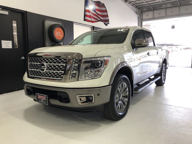 Pre-Owned 2018 Nissan Titan Platinum Reserve* Call Now 915-231-4000