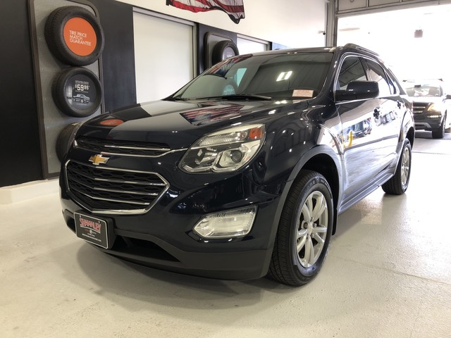 Pre-Owned 2017 Chevrolet Equinox AWD LT