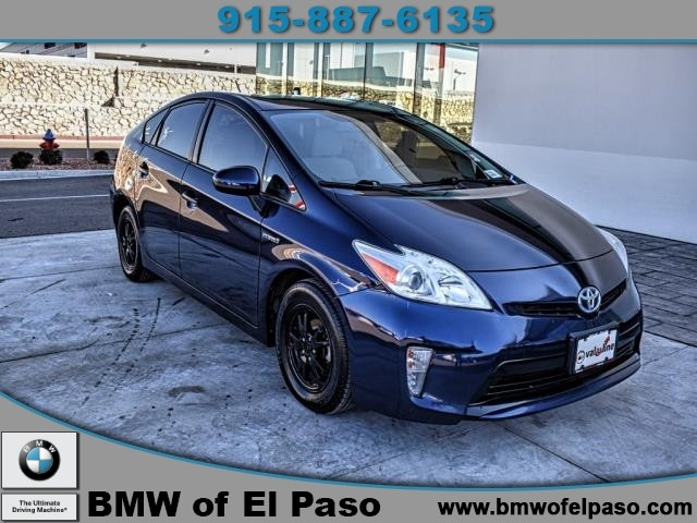 Pre-Owned 2013 Toyota Prius Three