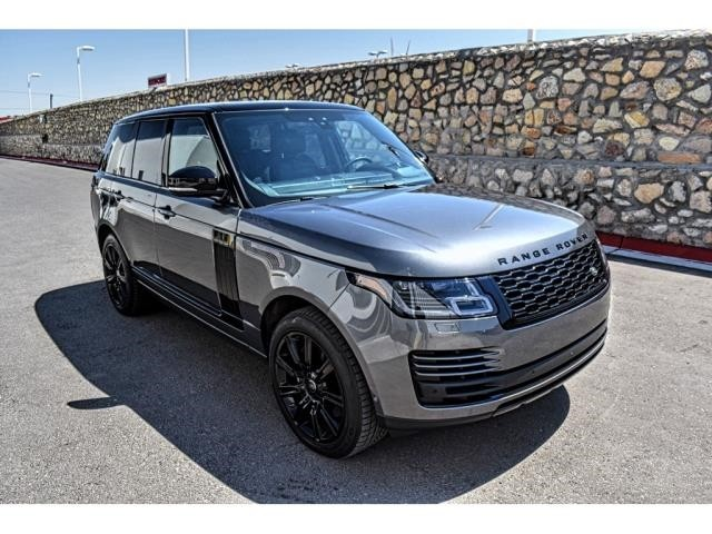 Pre-Owned 2018 Land Rover Range Rover HSE