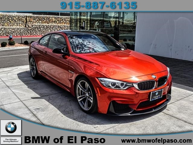 BMW Pre Owned >> Pre Owned 2017 Bmw M4 In Stock