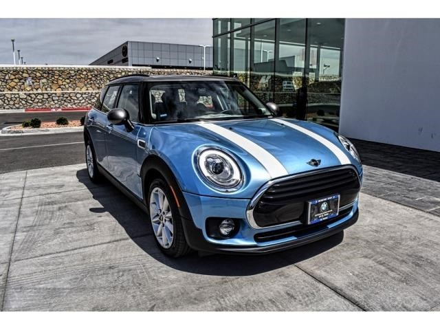 Certified Pre Owned 2016 Mini Cooper Clubman Front Wheel Drive In El