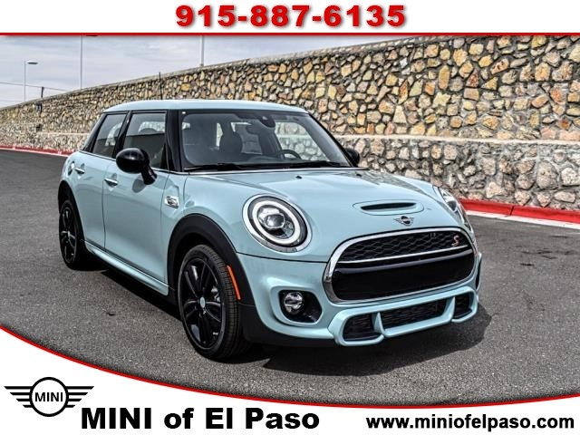 New 2019 MINI Hardtop 4 Door ICE Blue Edition