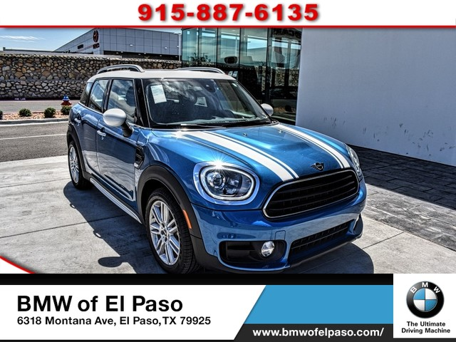 New 2019 MINI Countryman Cooper
