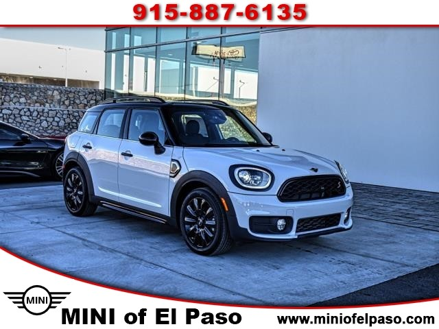 New 2019 MINI Cooper S Countryman Front Wheel Drive - In-StockCooper S