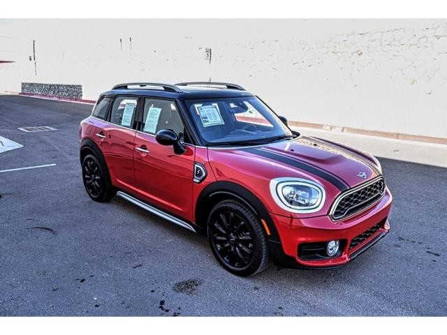 Certified Pre Owned 2019 Mini Countryman Cooper S