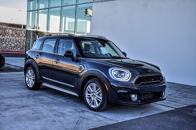 Cooper S Countryman Front Wheel Drive Signature New 2019 Mini