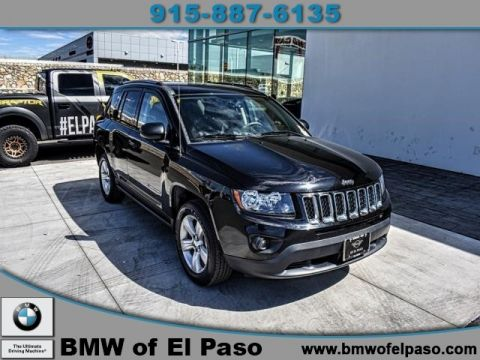 Pre-Owned 2015 Jeep Compass Sport