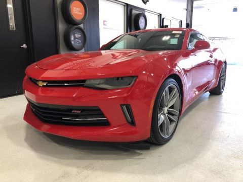 Pre-Owned 2018 Chevrolet Camaro LT RS* Call Now 915-231-4000