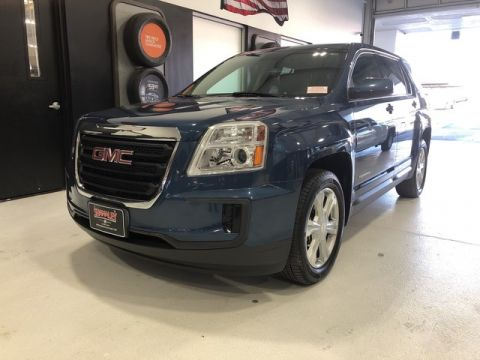 Pre-Owned 2017 GMC Terrain SLE Certified Pre Owned