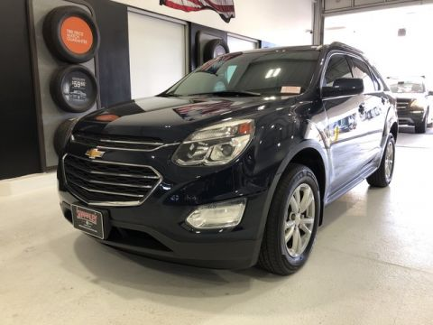 Pre-Owned 2017 Chevrolet Equinox LT* Call Now 915-231-4000