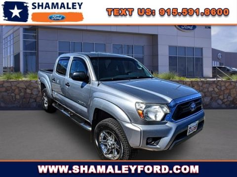 Pre-Owned 2014 Toyota Tacoma 4WD!! 1 OWNER CLEAN CARFAX!!