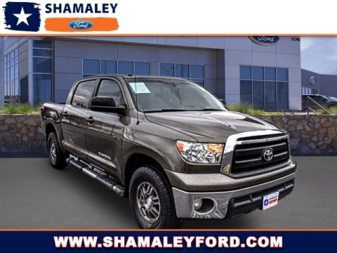 Pre-Owned 2013 Toyota Tundra 2WD Truck UPGRADED WHEELS, SPRAY IN BED LINER