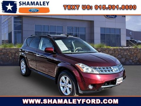 Pre-Owned 2007 Nissan Murano S