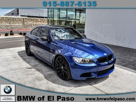 Pre-Owned 2012 BMW M3