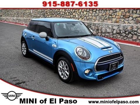 Pre-Owned 2015 MINI Cooper Hardtop S