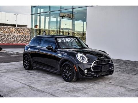 Pre-Owned 2015 MINI Hardtop 2 Door Cooper S