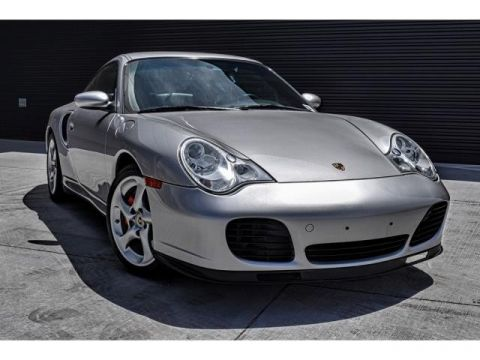 Pre-Owned 2002 Porsche 911 Turbo Coupe Turbo